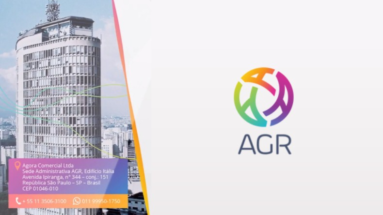AGR Now: Pirâmide ou MMN de Serviços Legítimo | Sede