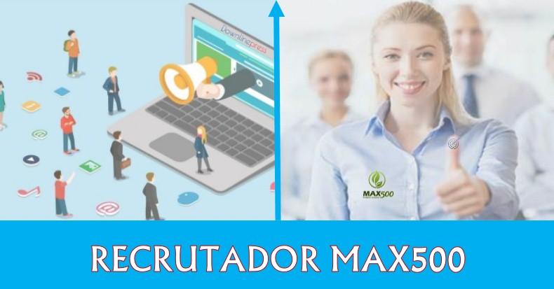 Meu Recrutador MMN Max500 Online