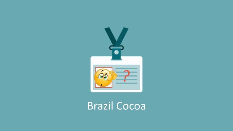 Master Mechas ¿Funciona? ¿Vale la pena? ¿Es bueno? ¿Tienes testimonios? ¿Es confiable? Entrenamiento del Brazil Cocoa Fraude? - by iLeaders MMN