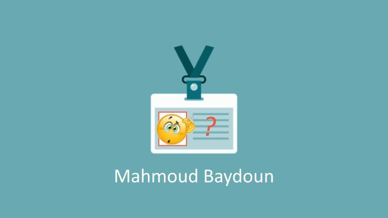 Muito Prazer Funciona? Vale a Pena? É Bom? Tem Depoimentos? É Confiável? Guia do Mahmoud Baydoun Furada? - by iLeaders MMN