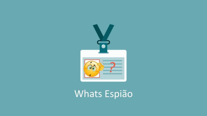 WhatSpy Funciona? Vale a Pena? É Bom? Tem Depoimentos? É Confiável? Aplicativo do Whats Espião Furada? - by iLeaders MMN